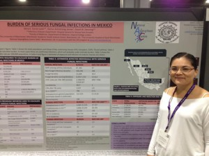 Burden of fungal disease in Mexico