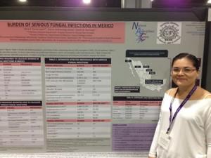 Burden of fungal disease in Mexico