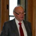 Lord Turnberg addresses GAFFI launch